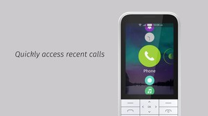 Quickly access recent calls
