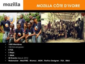 Mozilla en Afrique mythe ou réalité