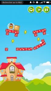Hamster Go home - niveau 10 pour Firefox OS