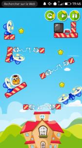 Hamster Go home - niveau 22 pour Firefox OS