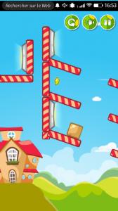 Hamster Go home - niveau 42 pour Firefox OS