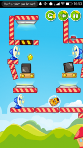 Hamster Go home - niveau 60  pour Firefox OS