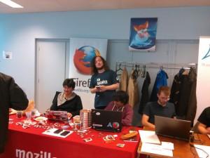 Stand Mozilla JDLL 2016