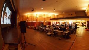 VIP 2016 salle