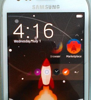 b2gdroid sur Samsung Android